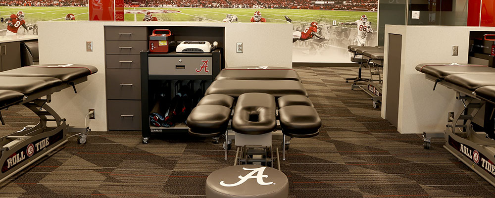 Sports Science Center Training Room